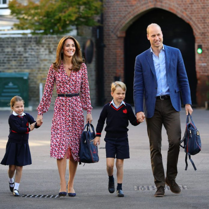 See How Prince George and Princess Charlotte's School Lunches Are Literally Fit for Royalty