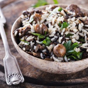 Is Wild Rice Healthy? Here's the Scoop, According to a Nutritionist.