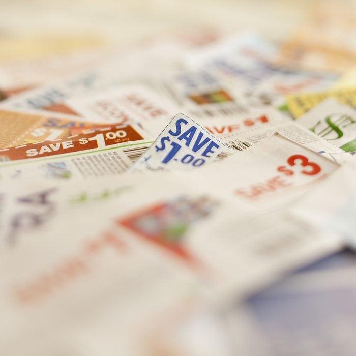 $1 discount coupons ; Shutterstock ID 155204765; Job (TFH, TOH, RD, BNB, CWM, CM): TOH