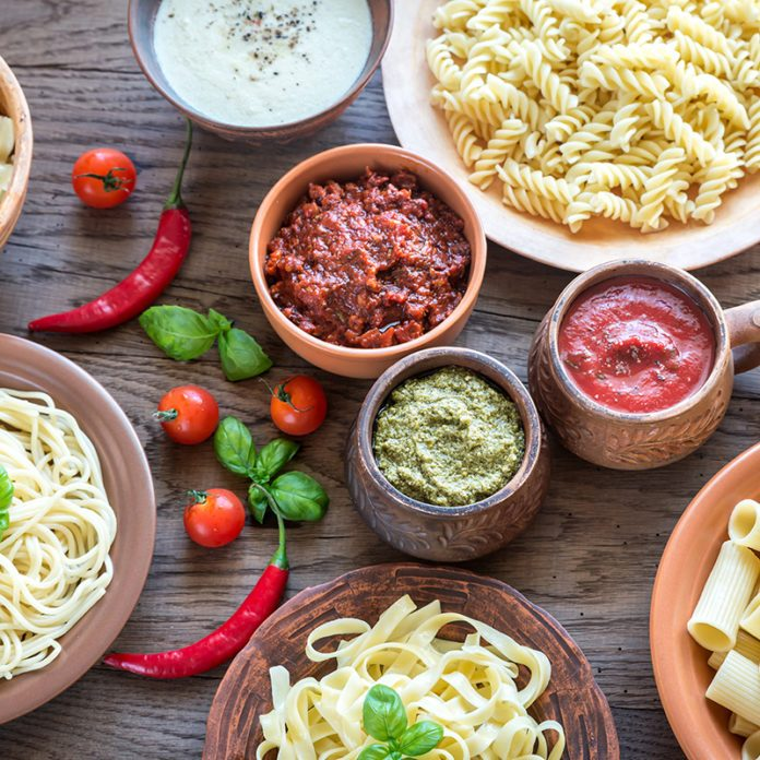 Your Guide to Pairing Pasta with Sauce