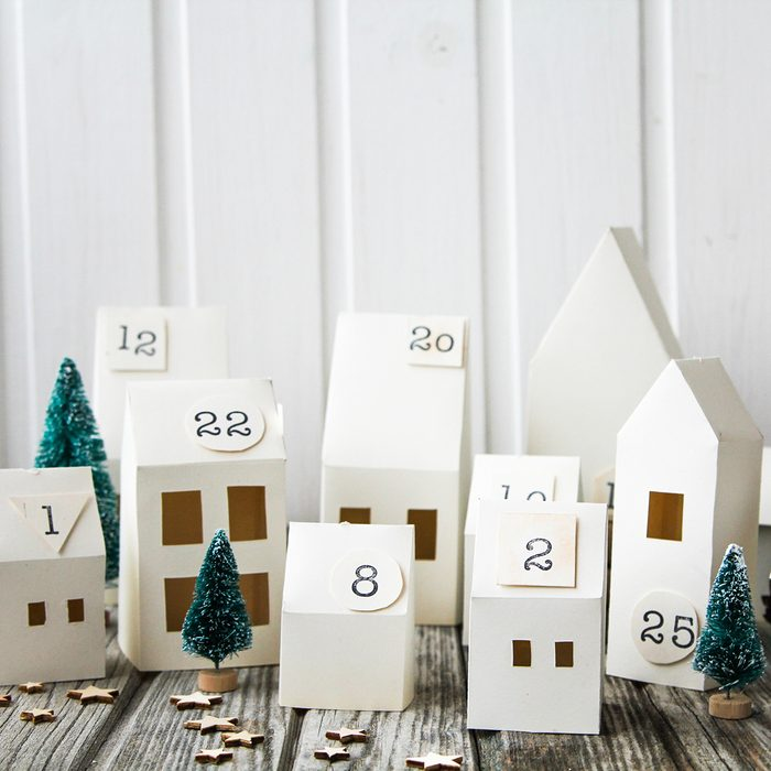 Christmas: Advent calendar;