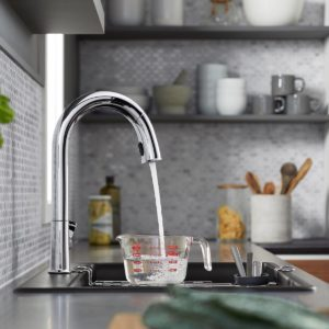 I Tried a New Smart Faucet—Here's What Happened.