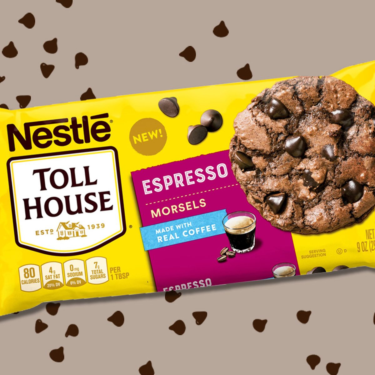 Espresso Chocolate Chips