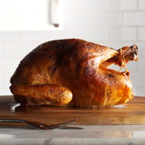 This Is Exactly How Much Turkey to Make Per Person
