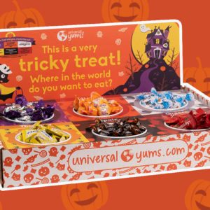 This Trick-or-Treat Box Is Perfect for People Who Forget to Buy Candy