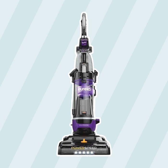 Eureka PowerSpeed Lightweight Bagless Upright Vacuum