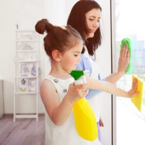 Yes, Your Toddler Should Be Doing Chores—and This Chart Tells You Exactly Which Ones