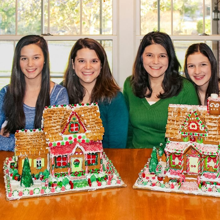 Build Gingerbread Houses