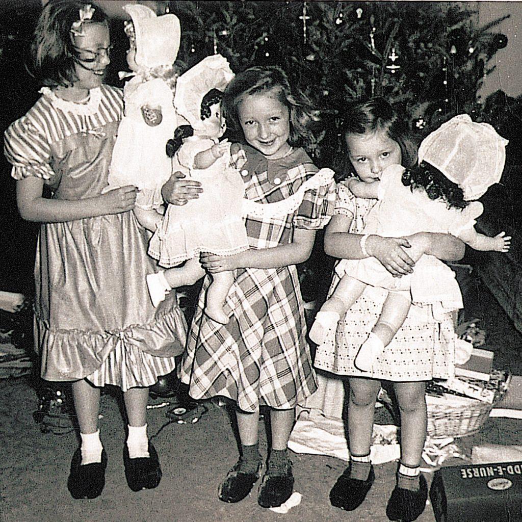 dolls presents children girls