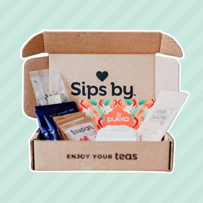 """""""Sips by"""" Monthly Tea Subscription Box"""