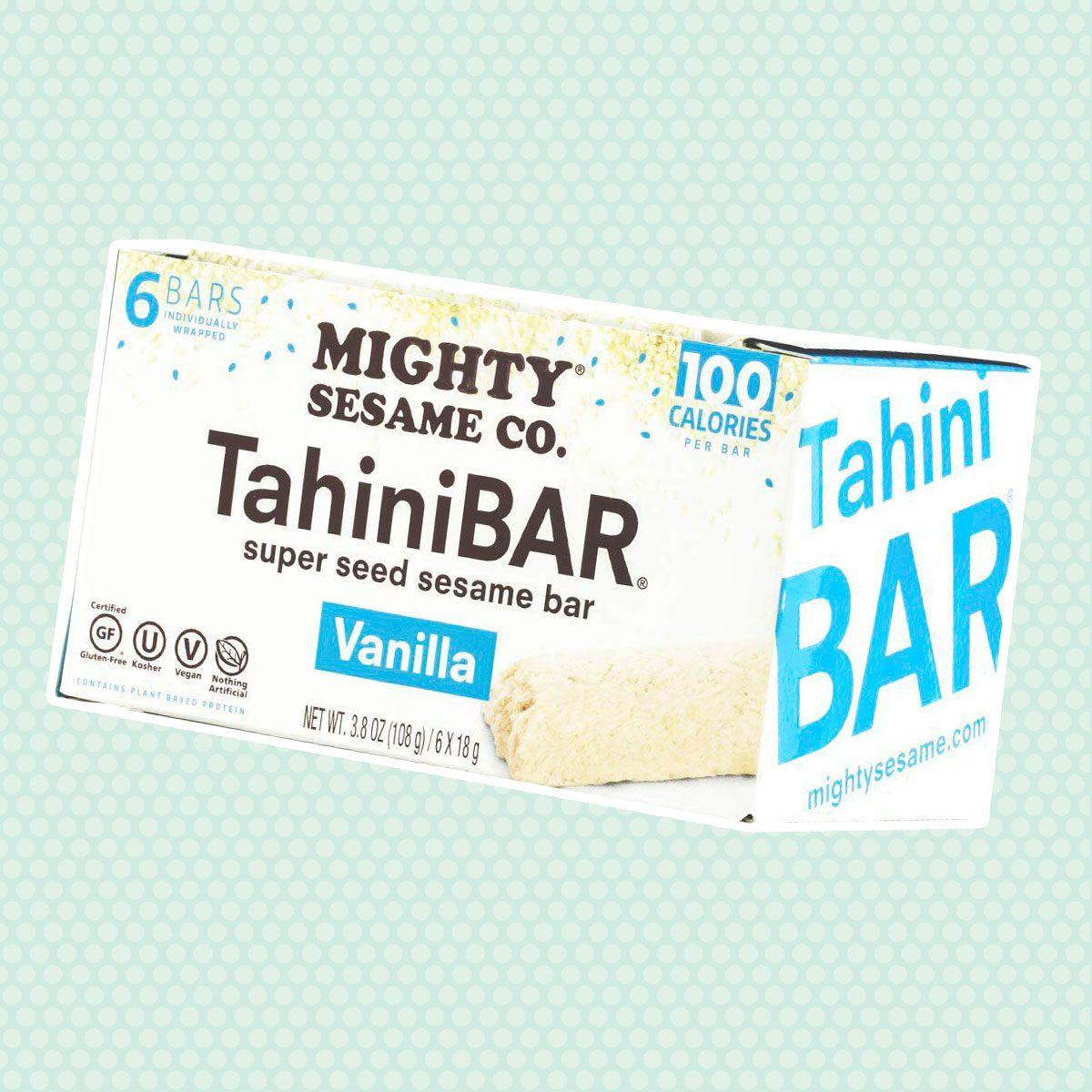 100-Calorie TahiniBars