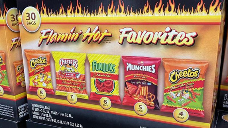 Costco's Flamin' Hot Favorites Is a Spicy Snack Lover's Dream, flamin hot favorites