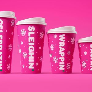 Dunkin' Lattes Are Only $2 This December—Here's How to Get Yours
