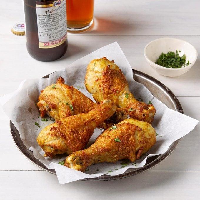 Air Fryer Crispy Curry Drumsticks Exps Ft19 234619 F 1119 1 4