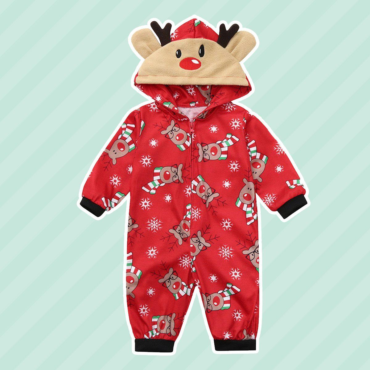 Baby Christmas Costume | Baby Santa Costume | Toddler Christmas Costume | Baby Girl Costume | Baby Christmas Outfit | Baby Boy Christmas
