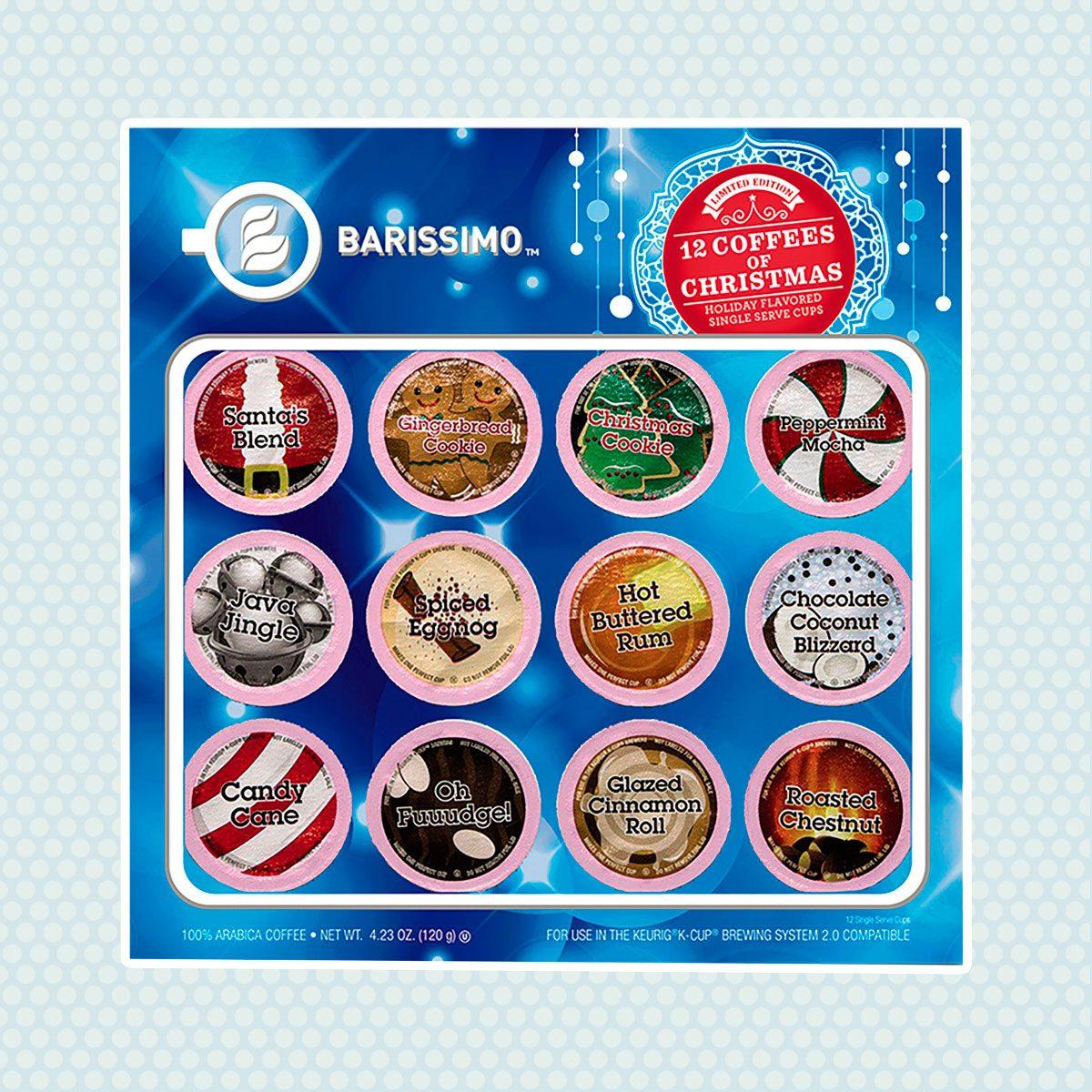 Barissimo 12 Coffees of Christmas