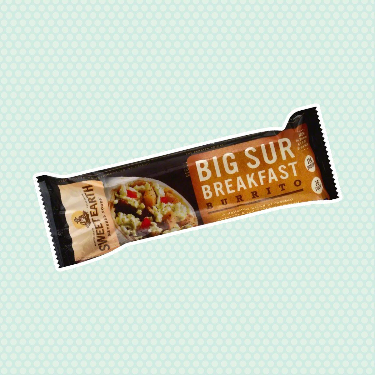 Sweet Earth Big Sur Frozen Breakfast Burrito - 7oz