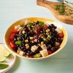 Jicama and Black Bean Salad
