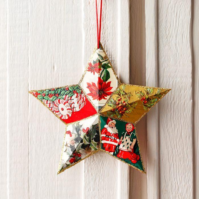 Shining Star Ornaments