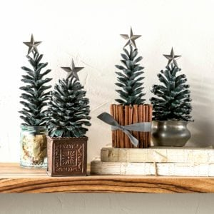 15 Fun and Festive Alternative Christmas Trees