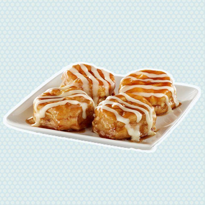Cinnabon Biscuits at KFC