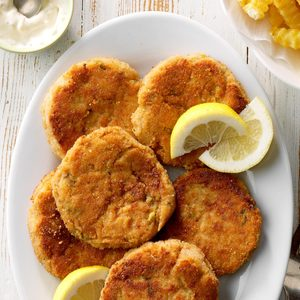 Comforting Tuna Patties