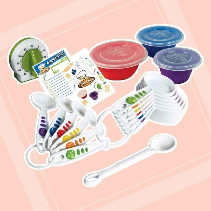 Curious Chef 17-Piece Prep Kit