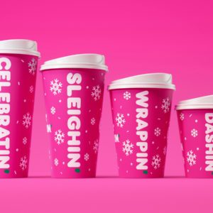 Peppermint Mocha Is BACK at Dunkin' for the Holidays