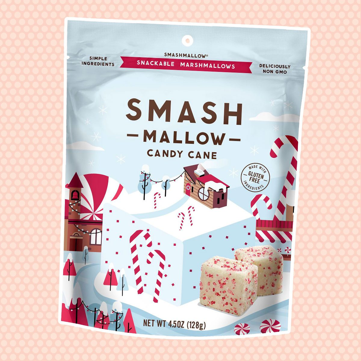 SMASHMALLOW Snackable Marshmallows