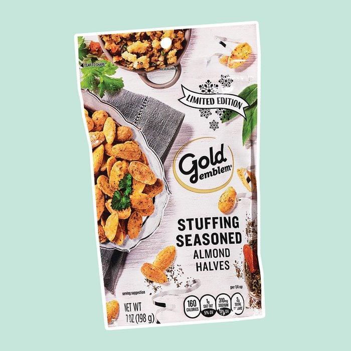 Gold Emblem Stuffing-Flavored Almonds