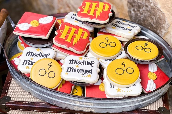 Here S How To Throw An Epic Harry Potter Birthday Party I Taste Of Home