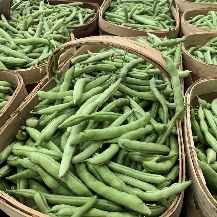 Jaemor Farms/Farm & Ranch Living, green beans