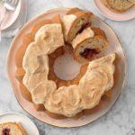 Jelly Donut Cake