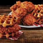 KFC Brings Heat To Their Chicken & Waffles, Nashville Style