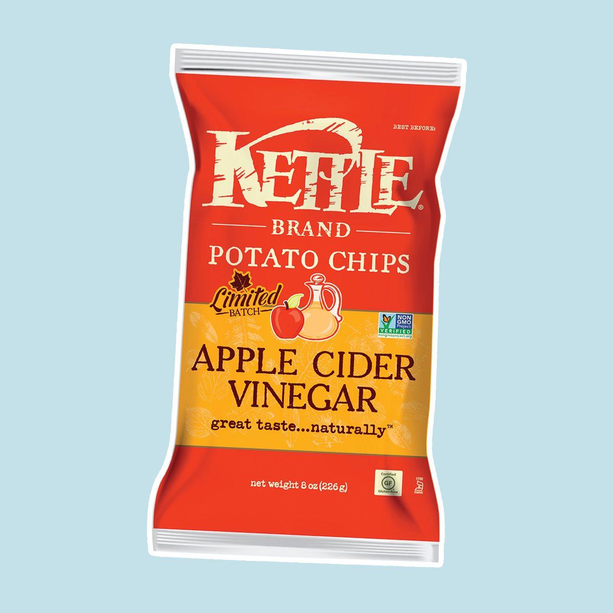 Kettle Brand Apple Cider Vinegar Chips d