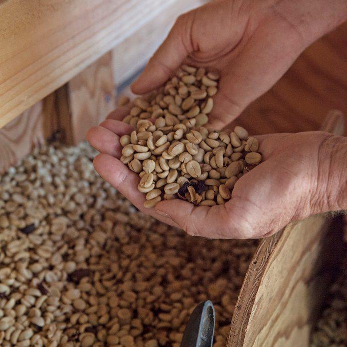 Nohea Runnells/Farm & Ranch Living, cofee beans