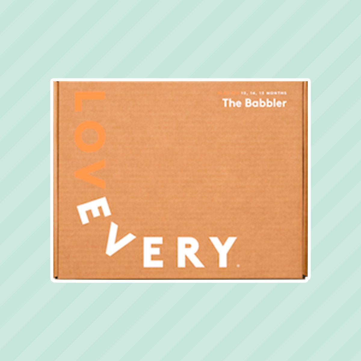 Lovevery Play Kit Subscription Box