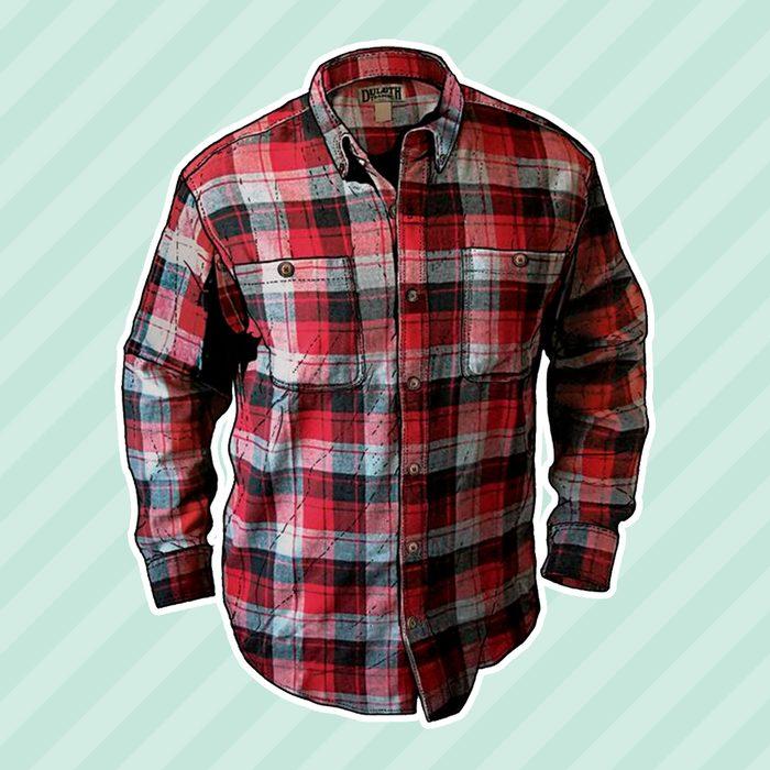 Men's Free Swingin' Flannel Shirt
