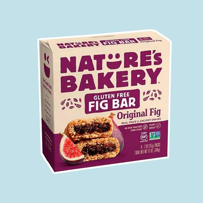 Nature's Bakery Gluten Free Fig Bars, Original Fig, 6- 6 Count Boxes of 2 oz Twin Packs (36 Packs), Vegan Snacks, Non-GMO