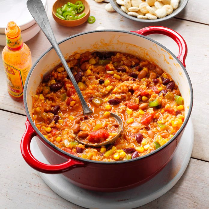 Top 10 Recipes for Rice and Beans