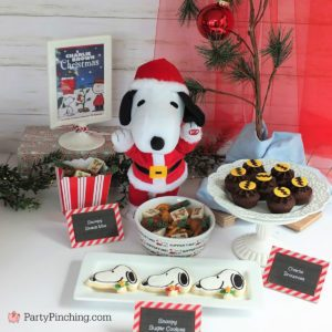 Good Grief! 9 Ideas for a Charlie Brown Christmas Party