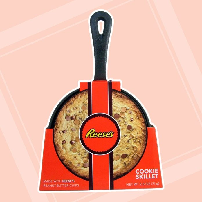 Reese's Cookie Cast Iron Skillet Set