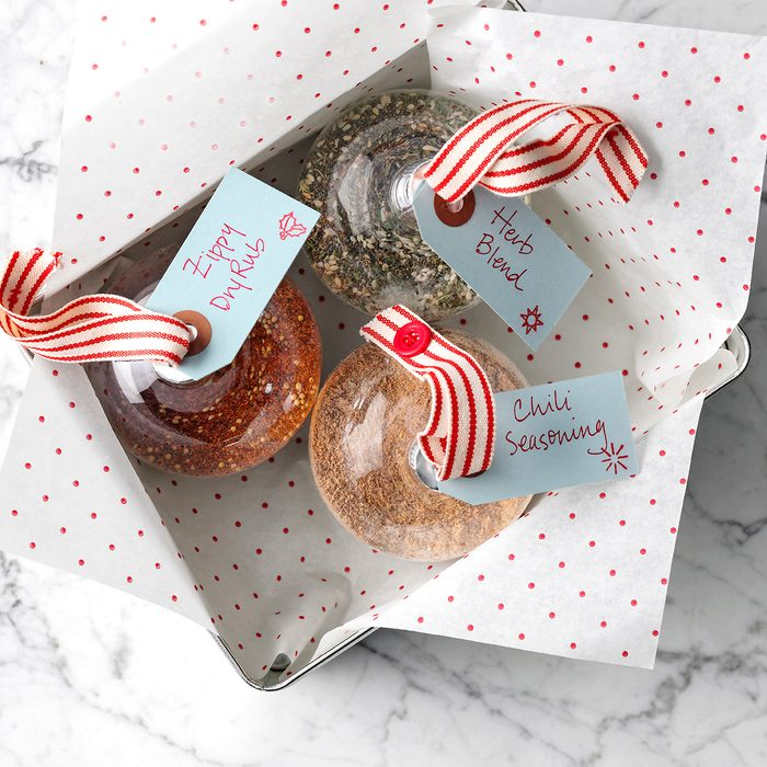 Spicy Gift Ornaments