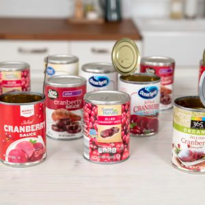 We Puckered Up and Found the Best Cranberry Sauce Brand