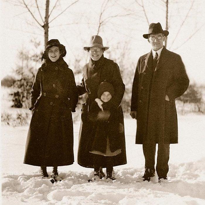 Thanksgiving Frolic 1920s
