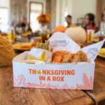 Hardee's Has A New Seasonal Meal Called Thanksgiving In A Box