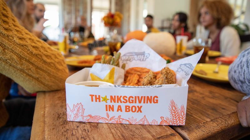 Thanksgiving in a Box