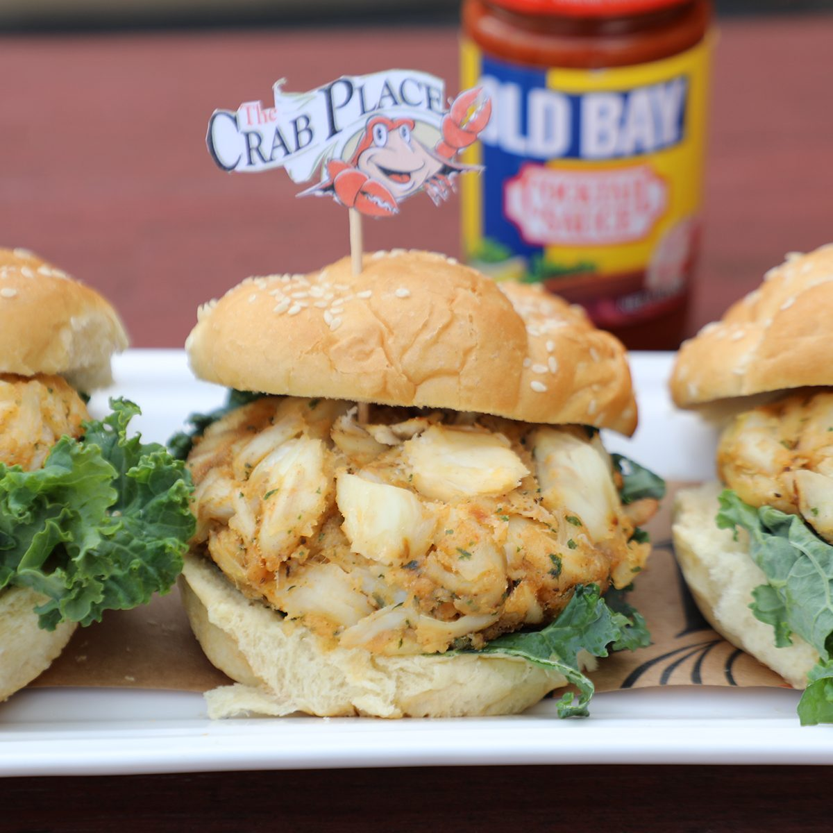 The Crab Place: Maryland Crab Cakes
