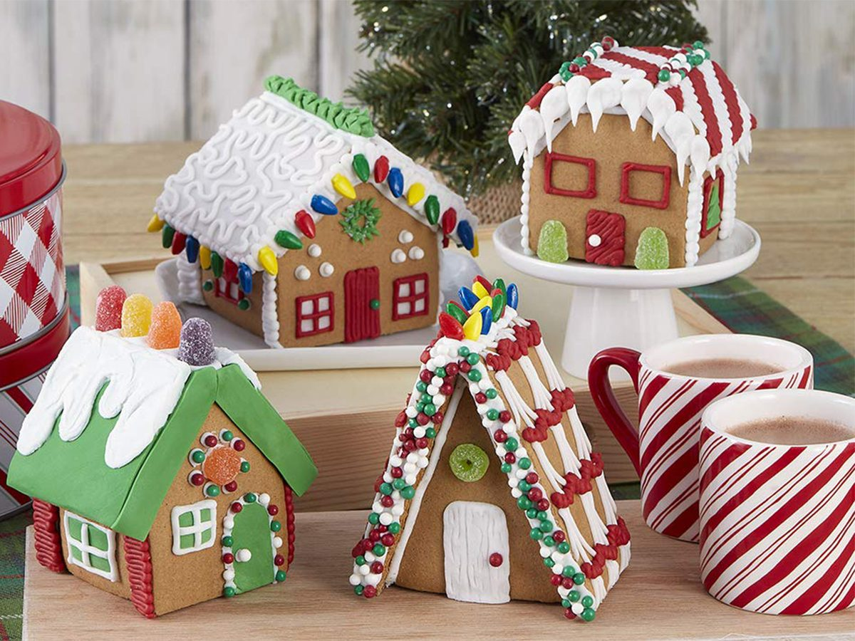 The Best Gingerbread House Kits to Buy This Year