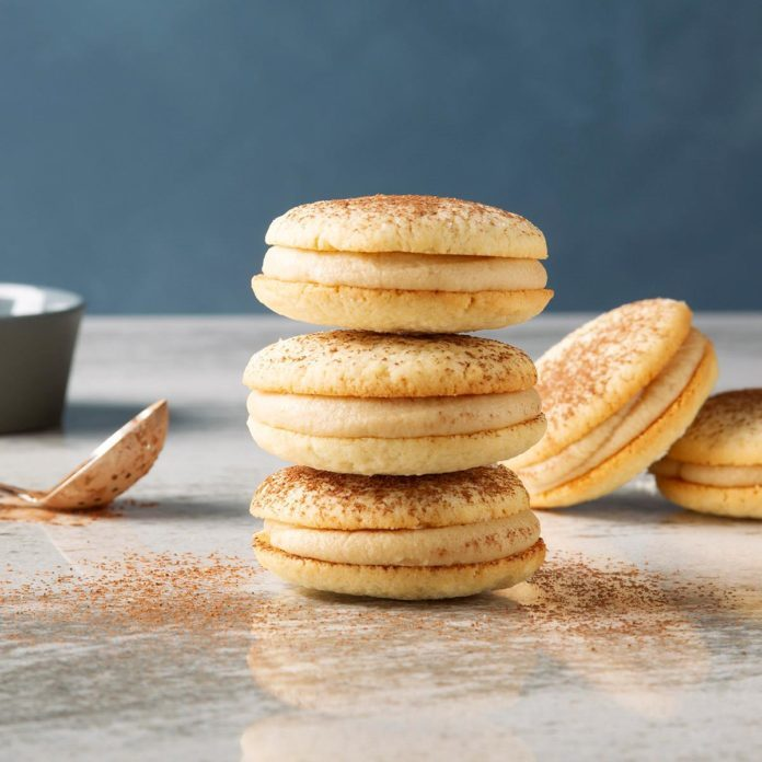 Tiramisu Cookies